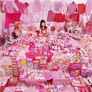 The Pink Project - Jiwoo and Her Pink Things